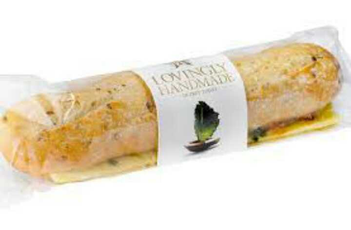 Fresh sandwiches and baguettes donated by Pret