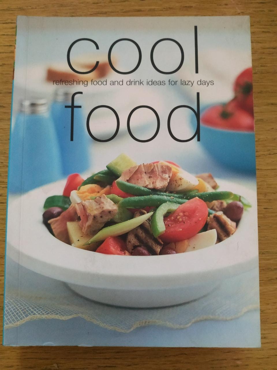 Cookbook - Cool food