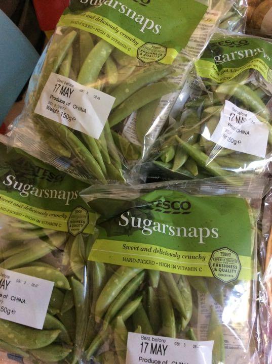 Sugarsnaps