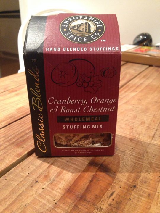 Shropshire Spice Co - Stuffing Mix