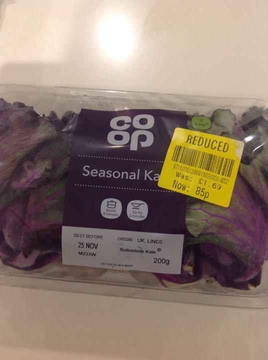 Seasonal Kale