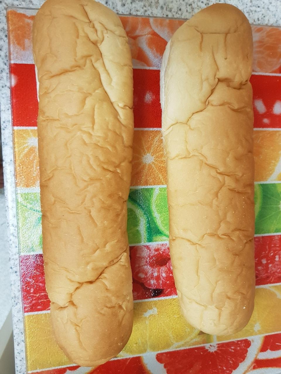 Fresh Subway Italian Baguette