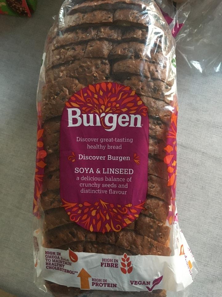 Vegan seeded loaf 🍞