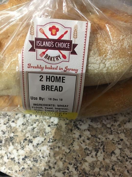 2 home bread