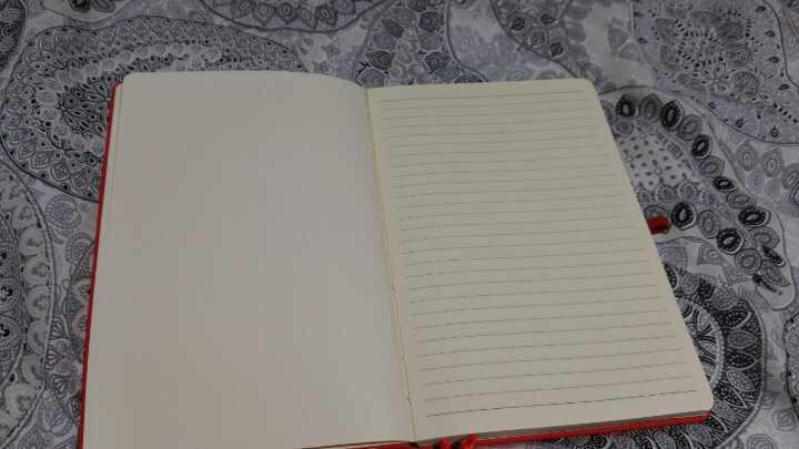Airtel writing notebook