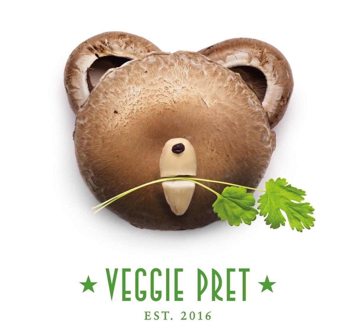Veggie Pret- Friday