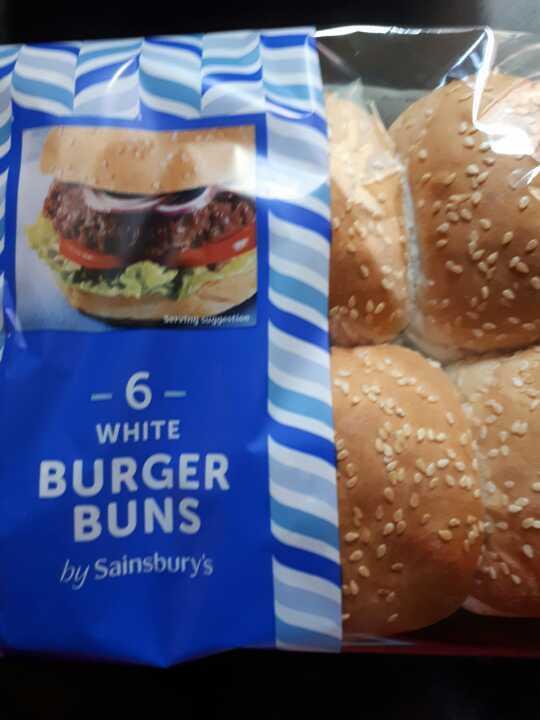 Burger bunsx6