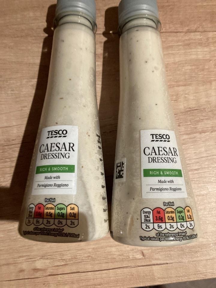 Caesar dressing x 2