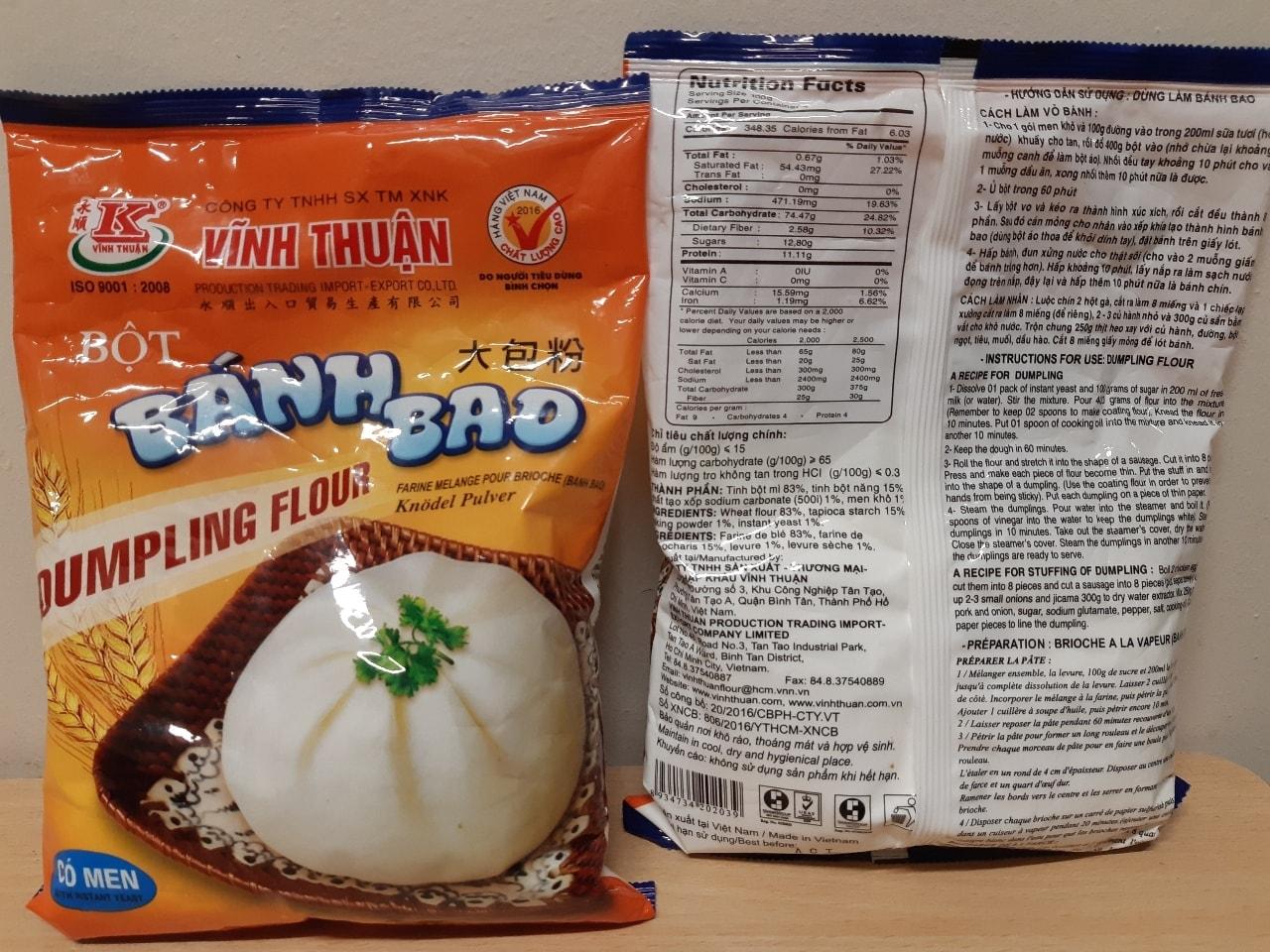 Vietnamese Dumpling Flour (1 bag left)