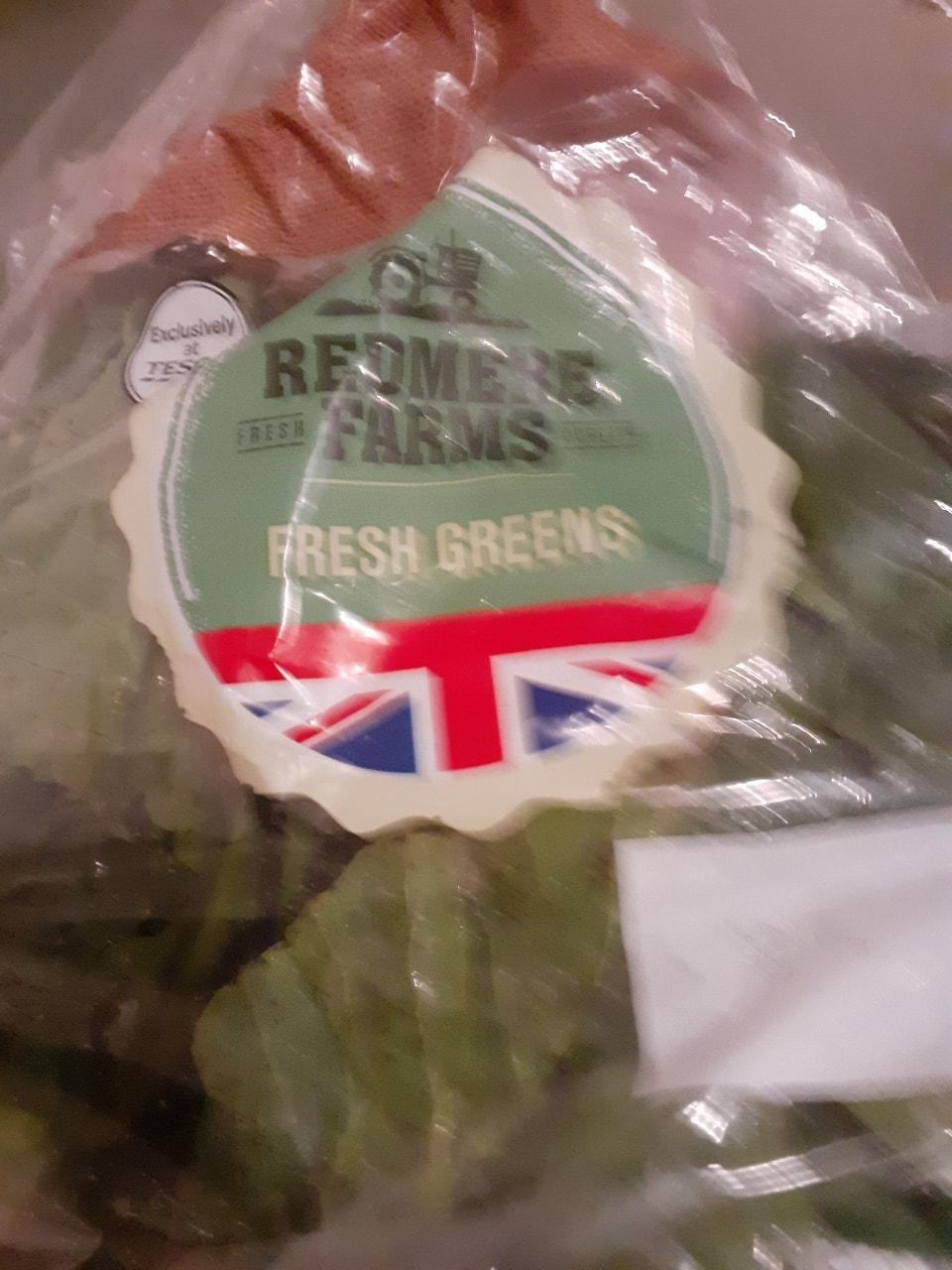 Redmere farms fresh green