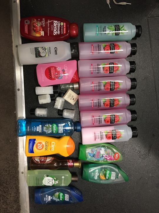 Shampoos and body wash