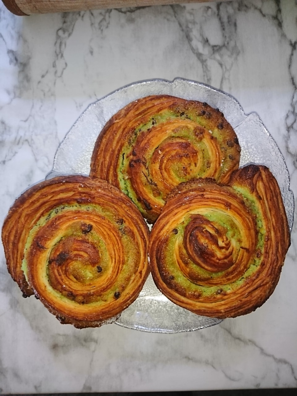 Fresh pastries (24/5)