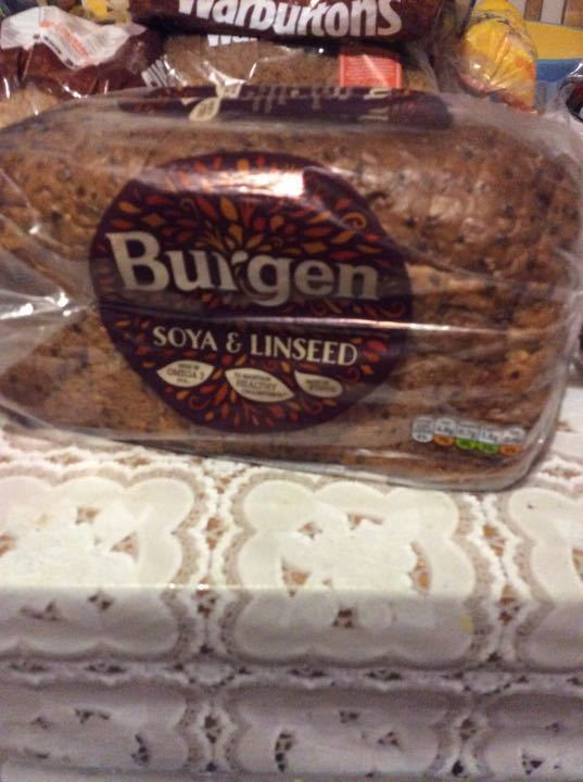 Burgen soya & linseed
