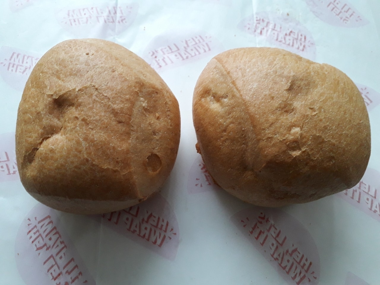 Simple buns from Lindquists