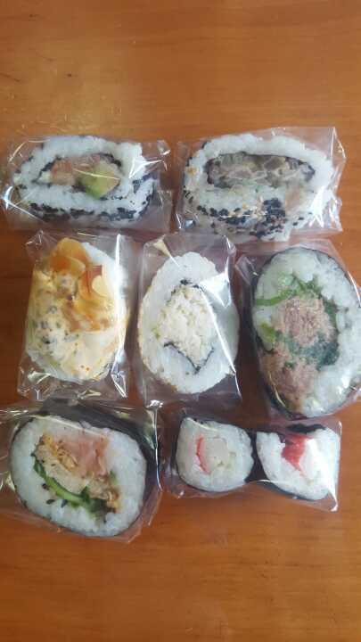 Sushi mix 4