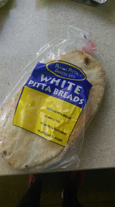 You've gotta pitta pocket or two