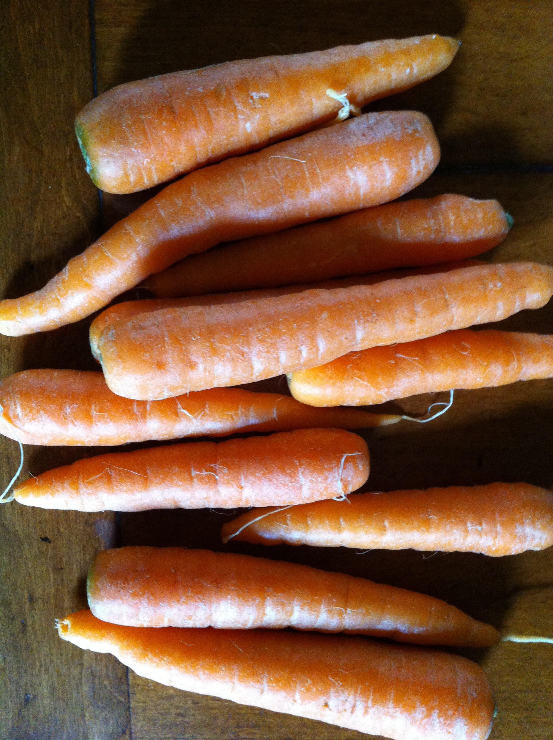 11 carrots