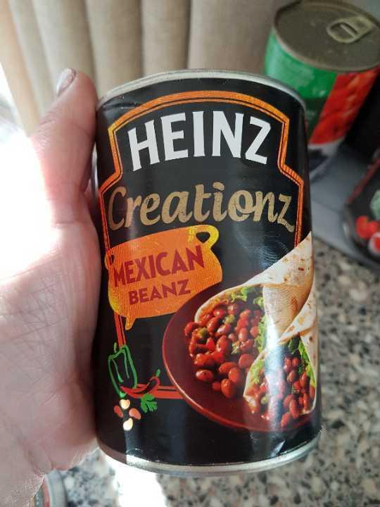 Hz creationz Mexican beanz