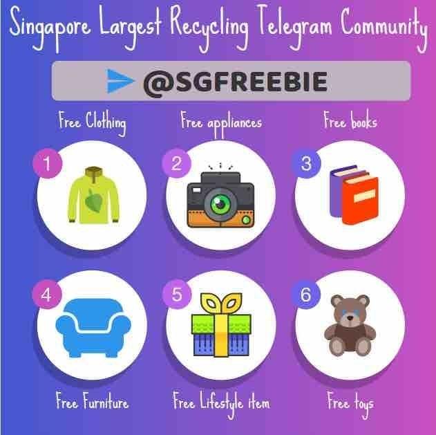 Singapore Largest telegram group