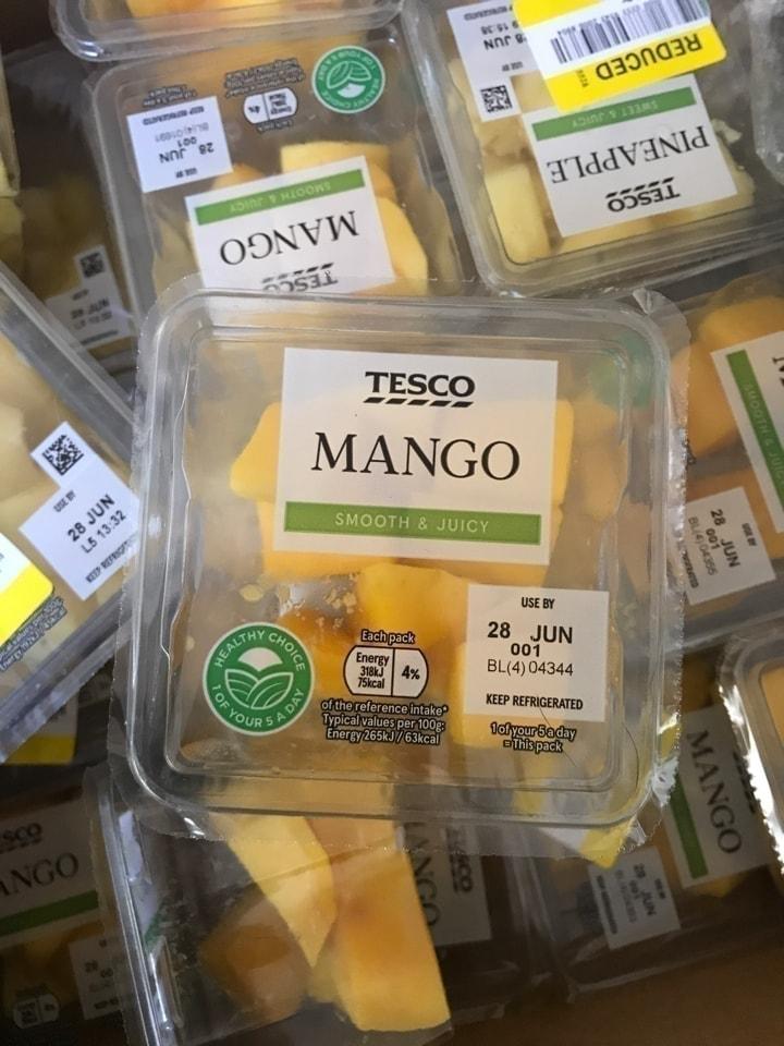 Mango pot