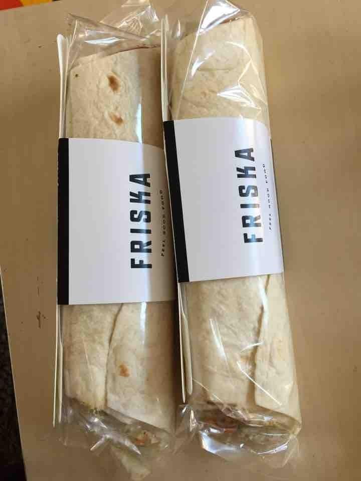 Friska wraps (vegan)