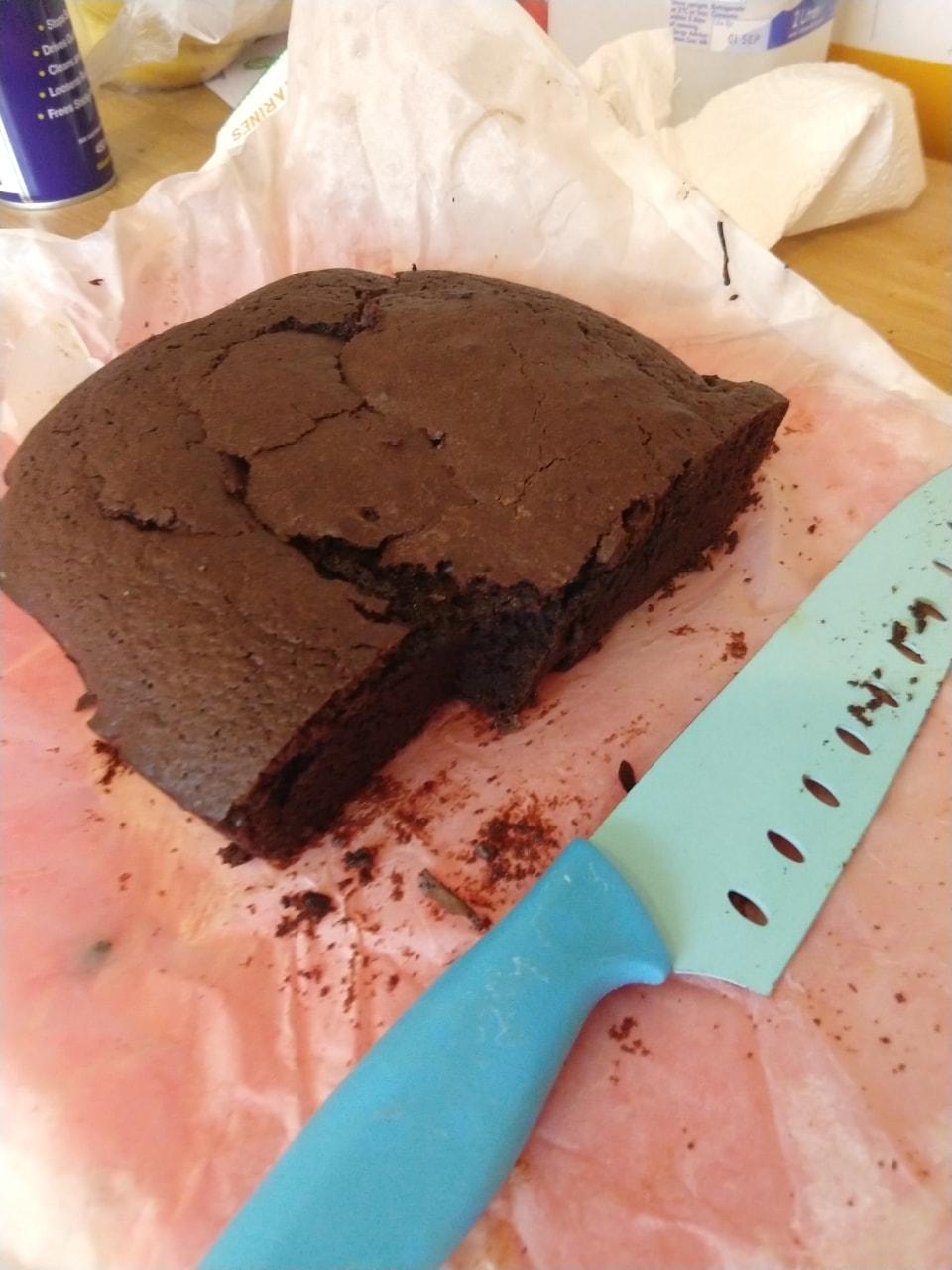 Brownie homemade
