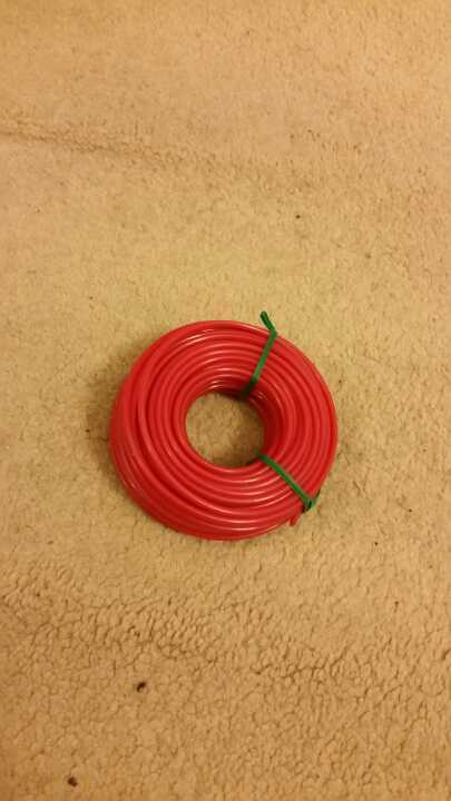 Strimmer cord