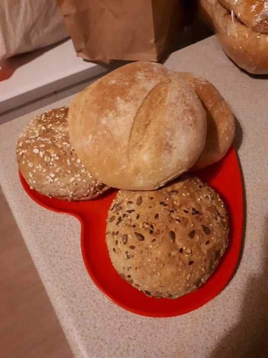 Mixed rolls