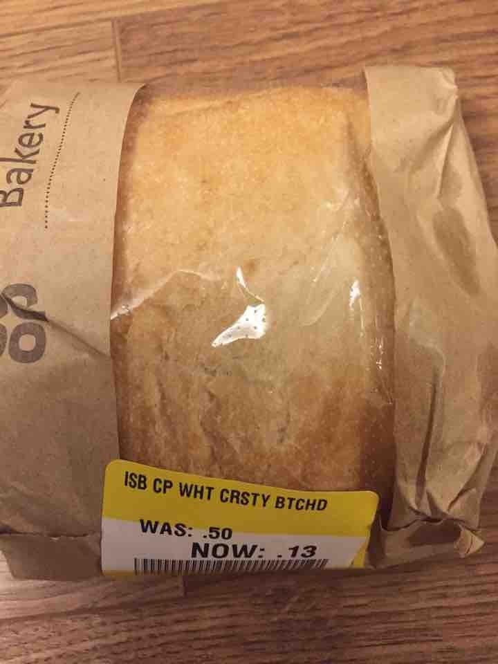 Crusty roll