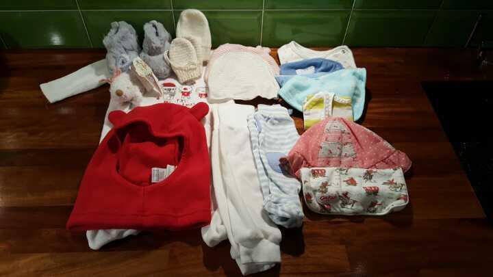 New born baby essentials