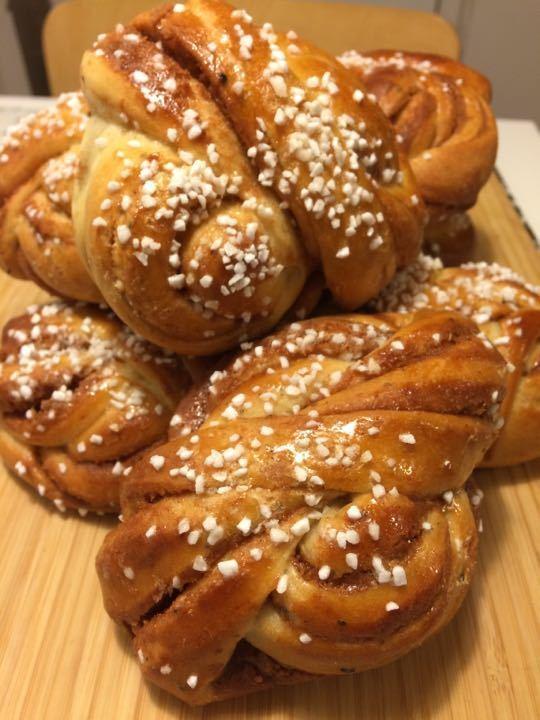 Fantastic cinnamon buns (8st)
