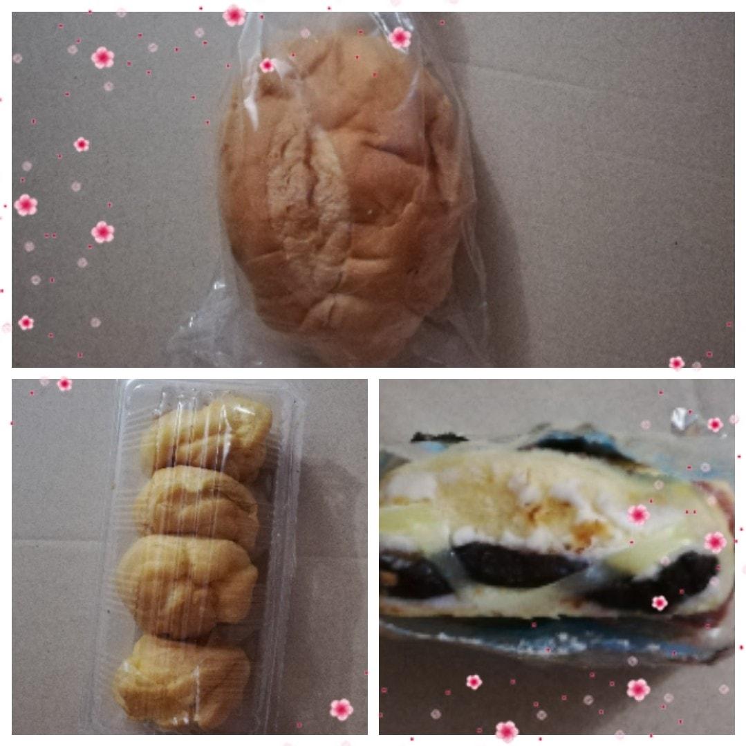 Bread (Non-halal) - Set 1
