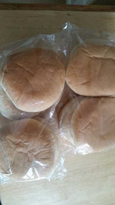 Burger rolls