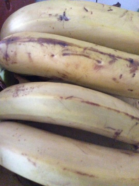 Bananas, perfect for cake