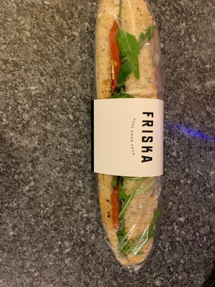 Meaty roll