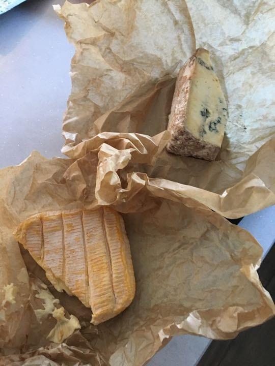 Farmhouse cheeses