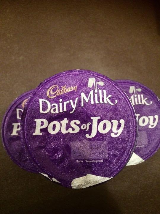 Pots of joy
