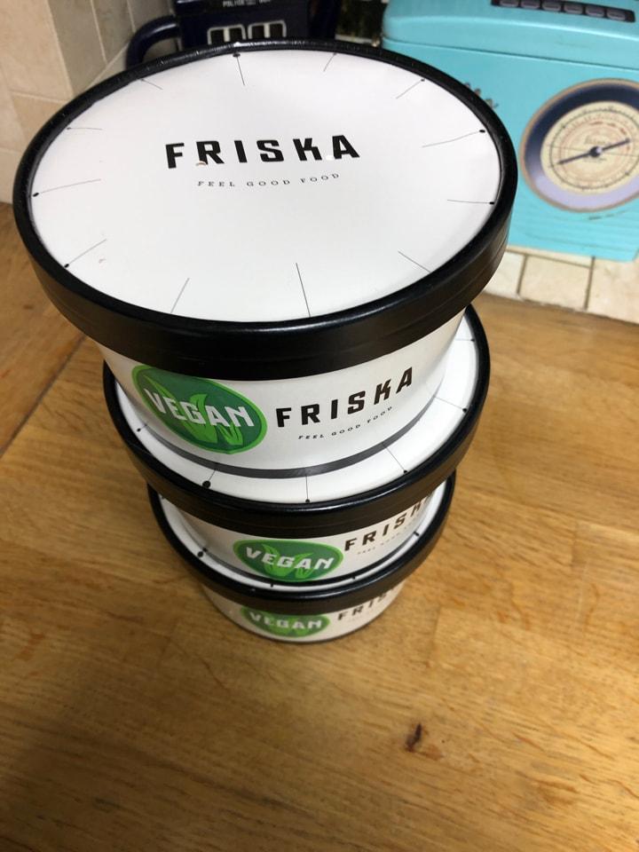3 x Friska vegan pho