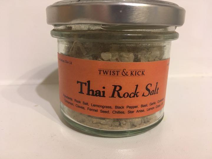 Thai rock salt