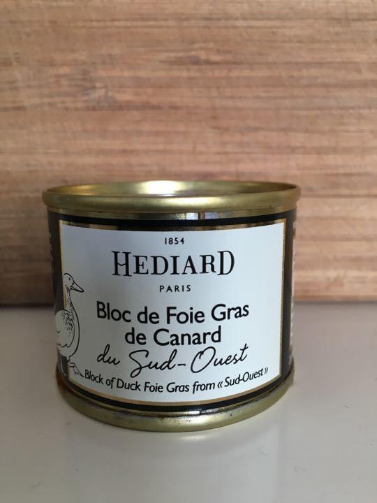 Hediard - Bloc de Foie Gras de Canard