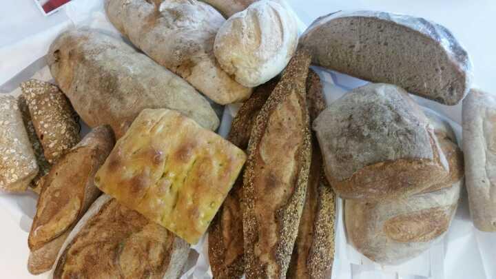 Loads of bread!