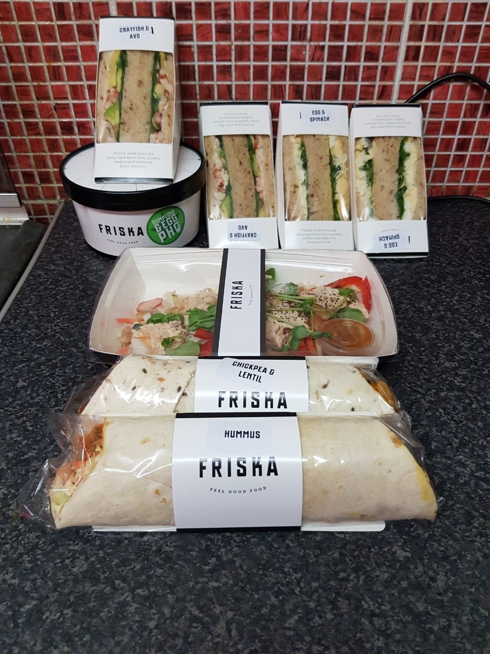 Friska Food VEGGIE