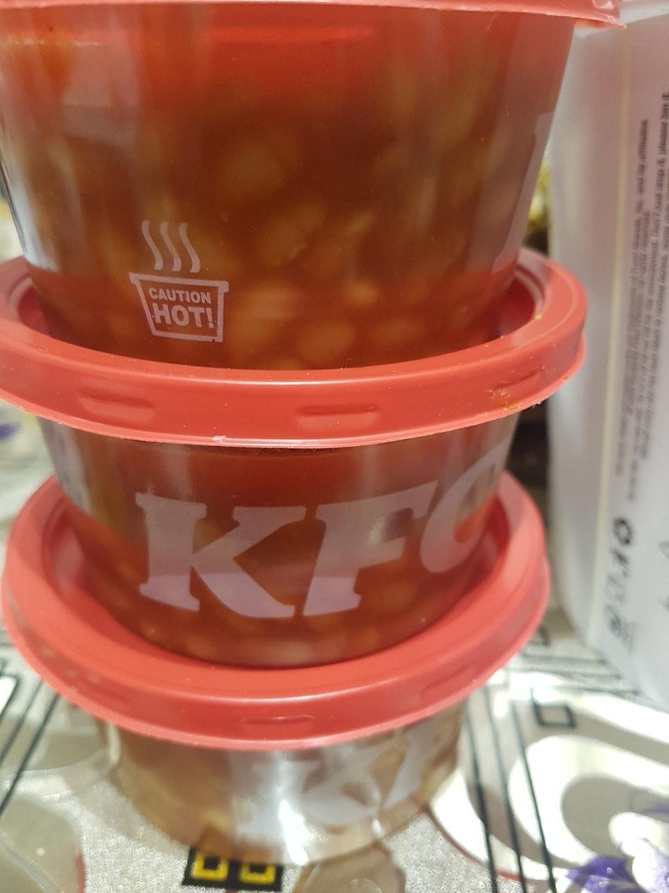 KFC beans