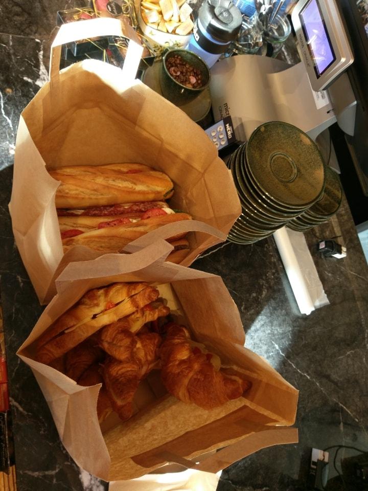 Many X Mixed sandwich