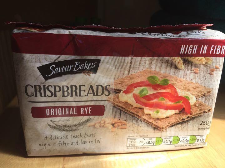Crispbreads