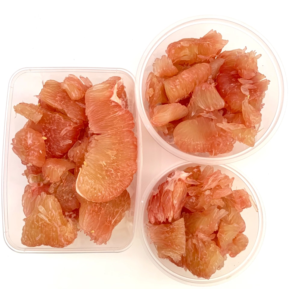 Fresh red flesh Guangxi honey pomelo / chinese grapefruit (3 boxes available)