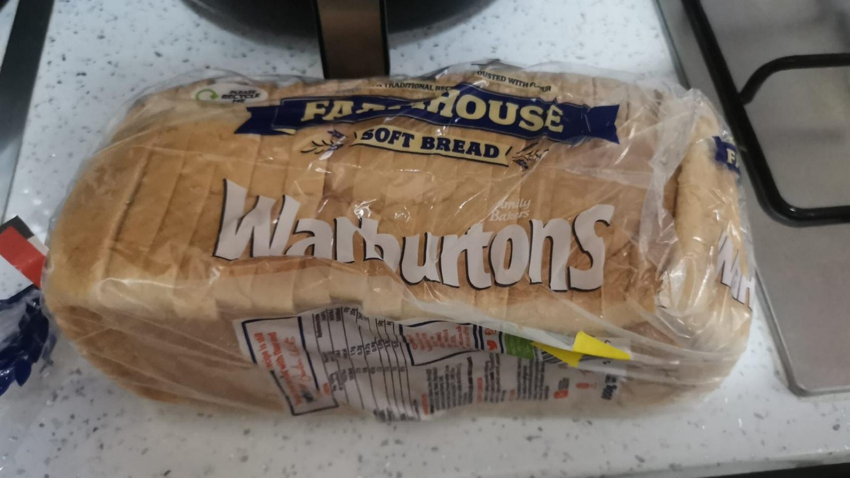 WARBURTON farmhouse