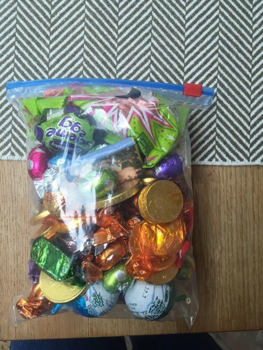Bag of sweet treats!