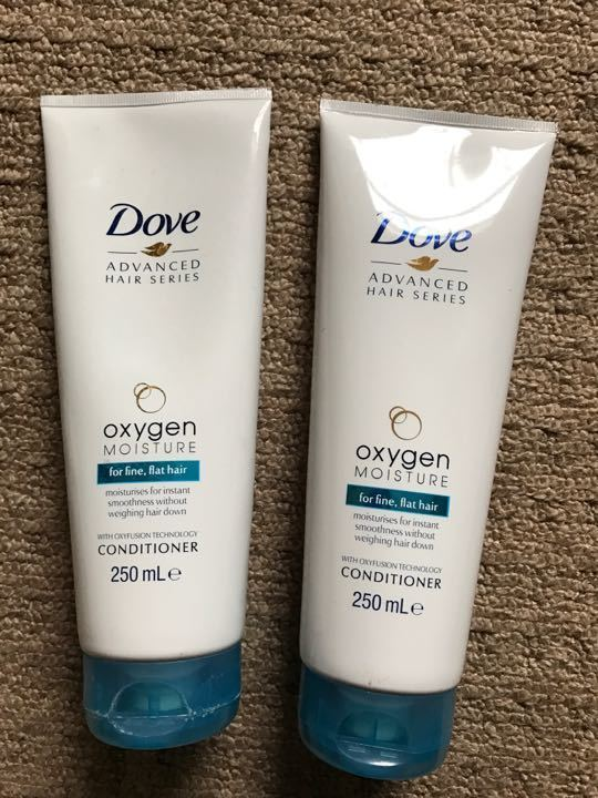 Dove Oxygen Moisture Conditioner