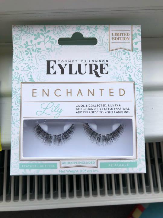 False lashes. New and unused.